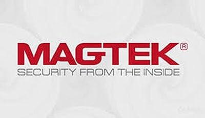 Mag-Tek 22530005 Magtek, Minimicr, Track I/Ii/Iii Msr, Gray, Power, with Ps2 Cable 22517585