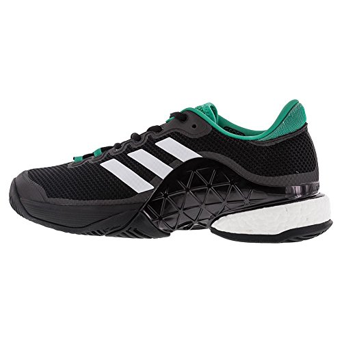 Tennis Core Green adidas Footwear Shoe Barricade Black Boost Mens White 2017 Core BxwYISqf