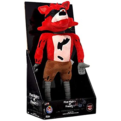 Five Nights at Freddy's Funko Plush Animatronic Foxy - Only at GameStop: Toys & Games