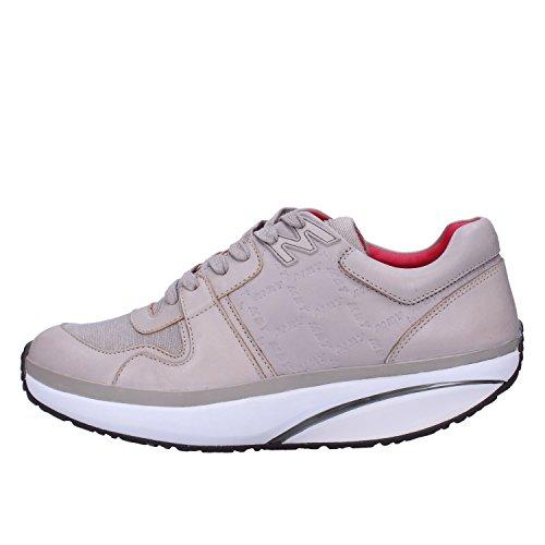 MBT Sneakers Mujer 37 EU Gris Cuero / Textil