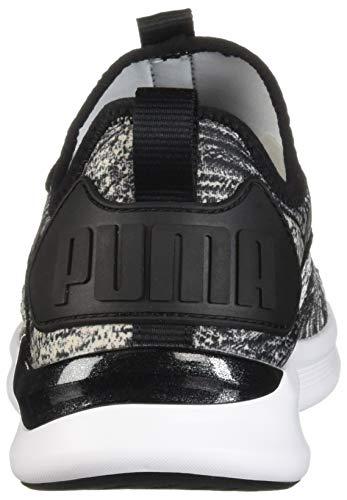 Black Puma Flash Evoknit Donna White Running puma Scarpe Ignite Wn's 06rBq0