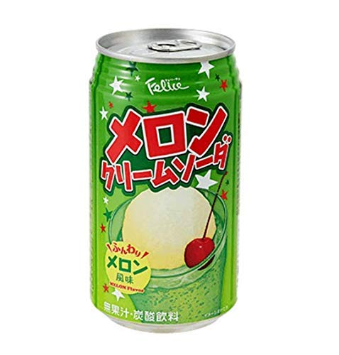 Melon Cream Soda Pop Japan