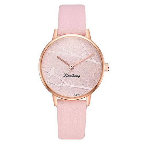 foreverH Women's Fashion Analog Quartz Bangle Bracelet Wrist Watch Unique Elegant Stainless Steel Wire - Watch Diamond Case Platinum Strap