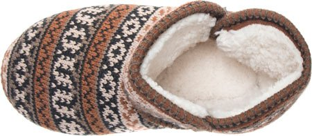 Fairisle Mukluk LUKS Womens MUK Brown MUK LUKS Slipper TPxnXIv6qw