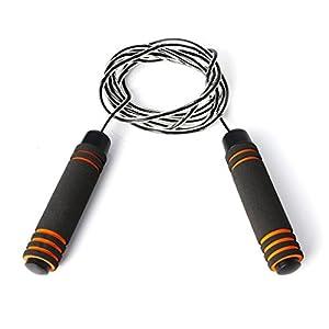 ULKEME Professional Jump Rope Speed Skipping Sport Jumping Standard Gym Equipment New