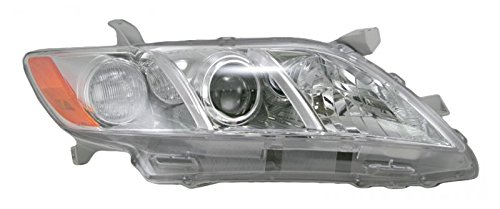 Toyota Camry Right Headlight - Headlight Headlamp Passenger Side Right RH for 07-09 Camry LE & XLE (US Models)