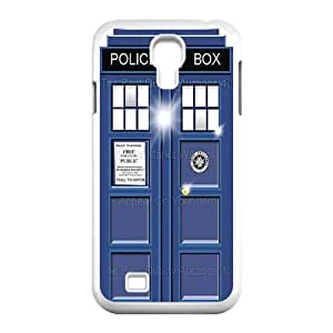 Doctor Who Inspired Tardis for Samsung Galaxy S4 I9500 AML192798