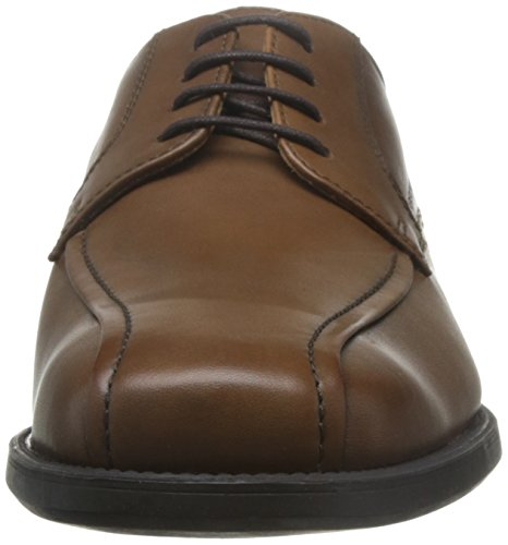 Geox Mens M Federico 7 Smoking Oxford Donkere Cognac