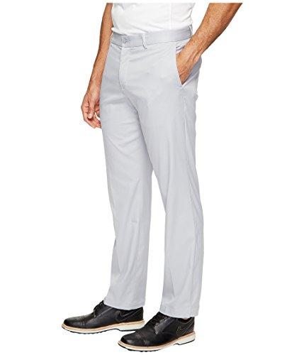 (Nike Golf Men's Flat Front Stretch Woven Golf Pants Wolf Grey 906780 012 (34W 32L))
