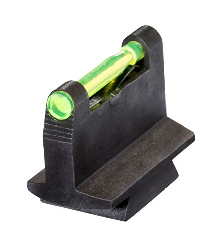 Dovetail Front Sight (HIVIZ 3/8-Inch Dovetail Rifle Front Fiber Optic Sight, .5-Inch height)