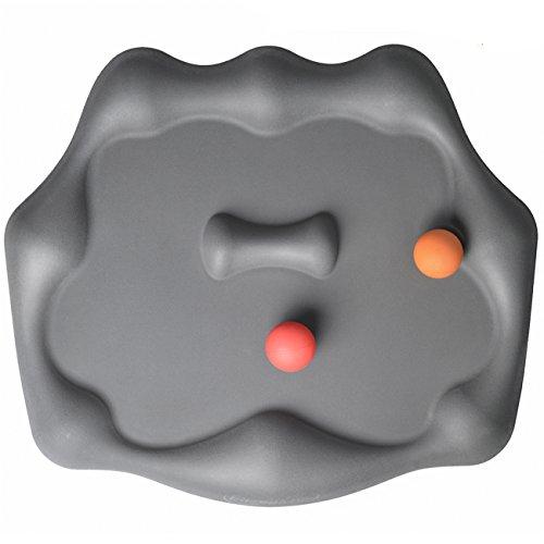 Cloud Comfort Table Pad - EazeeMats Extra Large Not-Flat Anti Fatigue Mat 28