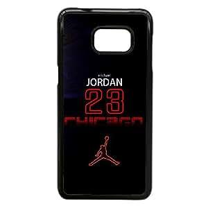 Samsung Galaxy Note 5 Edge Phone Case Black Air Jordan NLG7835608