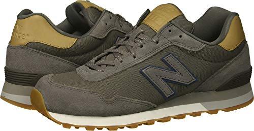 New Balance Men's 515v1 Sneaker, Castlerock/Hemp, 12 D ()
