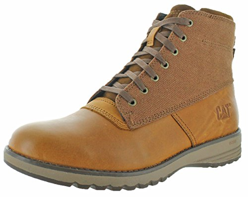 Caterpillar CAT Gil Men's Waterproof Hiking Boots Brown Size - Brown Caterpillar