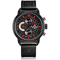 Naviforce Casual Watch For Men Analog Leather - NF9068M