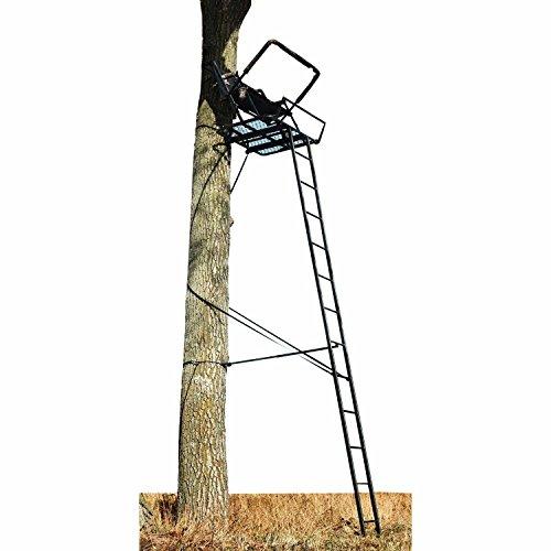 Big Game Treestands The Nexus Ladderstand Big Game Stand Treestand