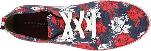 Mark Nason Skechers Menns Robles Sneaker Navy / Red