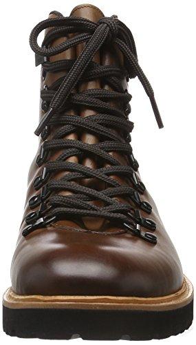 Kenneth Cole Mens Clicca Ur Heels Short Boots Brown (cognac 901)