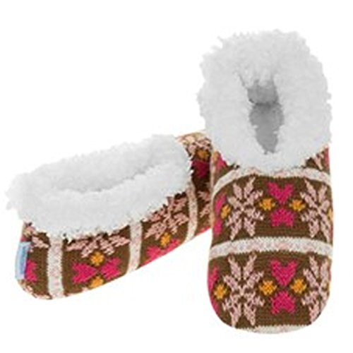 Snoozies Ladies Hot Mocs Various Colours & Sizes