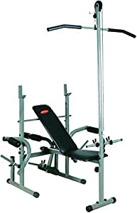 Life Power Fitness Bench Press - SG-308A, Silver