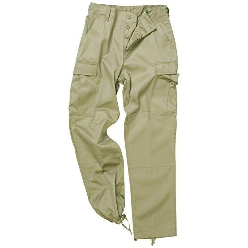 Mil-Tec BDU Ranger Combat Pantalons Khaki