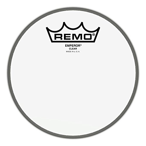 (Remo BE-0306-00 Bass Drum Head, Emperor Clear Tom/Snare - 6