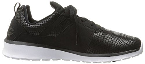 Dc Womens Heathrow Se Pattino Da Skate Nero / Nero