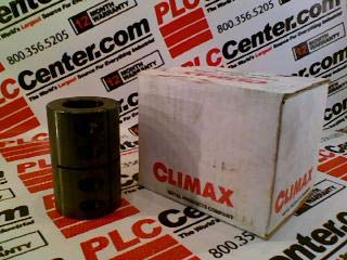 CLIMAX METAL PRODUCTS CO MISCC-30-30 Coupling CLAMP 1-Piece Steel 30X30MM
