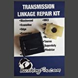 BushingFix F2KIT1 - Transmission Shift Cable Bushing Repair Kit