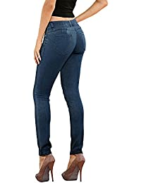 Hybrid & Co. Women's Butt Lift Super Comfy Stretch Denim...