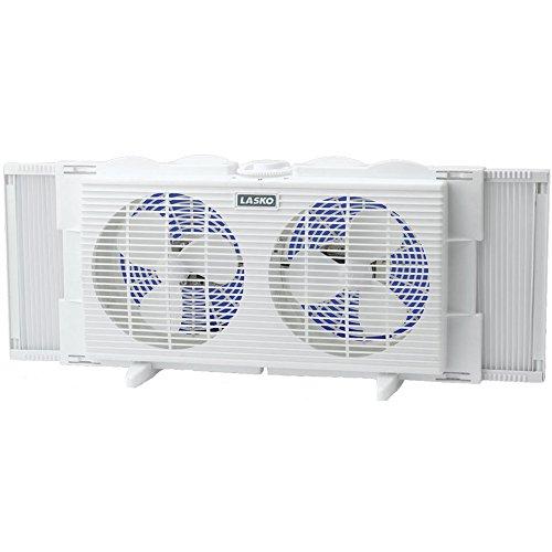 7 inch window fan - 8