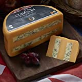 Huntsman Cheese by Long Clawson Dairy (4 Lb Cut) from England