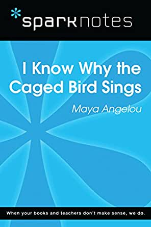 i know why the caged bird sings sparknotes literature guide spark notes sparknotes literature guide series