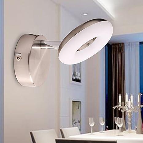 LED lámpara de luz de techo de foco LED giratoria puntos de ...