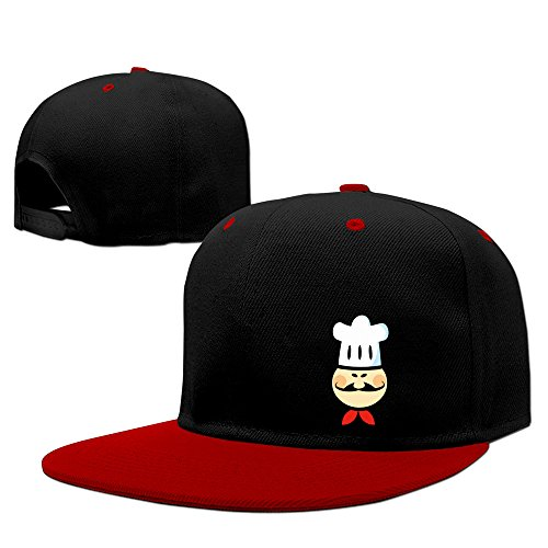 unisex-lunacp-chef-chefs-cook-cooking-food-cartoon-funny-baseball-hat-red