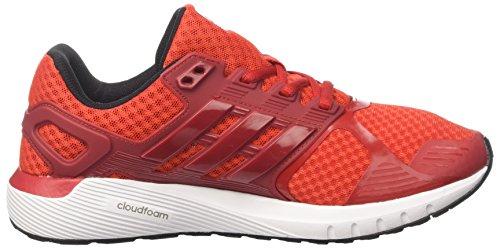 footwear core 8 White Rojo Hombre Para M Red core De Running Zapatillas Adidas Black Duramo PwzTqzSR