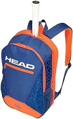Head Core Backpack Bolsa de Tenis, Adultos Unisex, Azul/Naranja ...