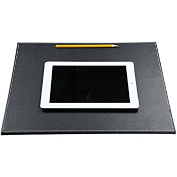 Amazon Com Kingfom 16 Quot X14 Quot Desk Pads Artificial Leather