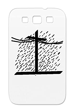 Water Black Telephone Wire Art Design Miscellaneous Cool Simple