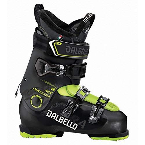 Dalbello Panterra MX 90 Ski Boots 2018 - 27.5/Black-Acid Yellow