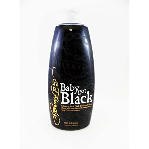 Ed Hardy Baby Got Black Tanning Lotion 10 Oz (Best Tanning Lotion For Beginners)