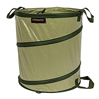 Fiskars 394040-1001 Kangaroo Garden Bag (10 Gallon), Green
