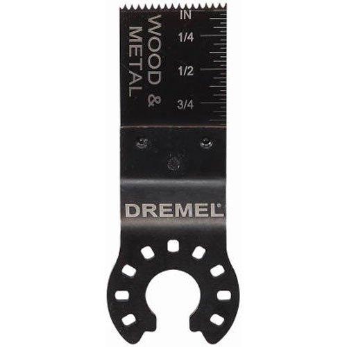Dremel MM422B Multi-Max Wood and Metal Flush Cut Blade, 3-Pack