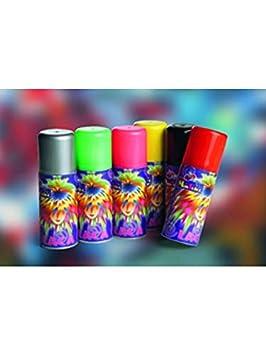 DISBACANAL Spray Laca Fantasia - Azul: Amazon.es: Juguetes y ...