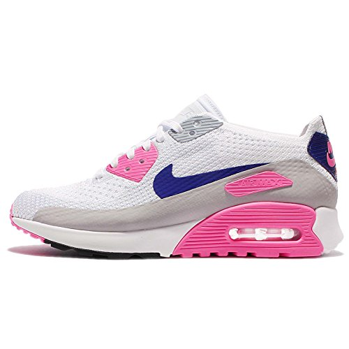 Delicate Nike W Air Max 90 Ultra 2. 0 Flyknit White Concord