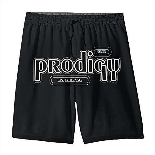 (The Prodigy Teen Beach Pants Big Boys Kids Swim Trunks Board Shorts with Pockets White)