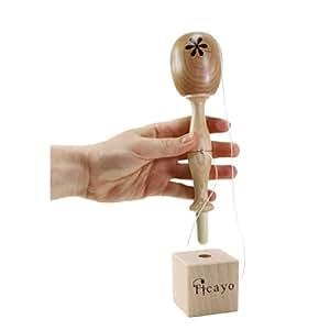 TicToys die neue Spielzeugkultur - Juego de atrapar la pelota (madera)