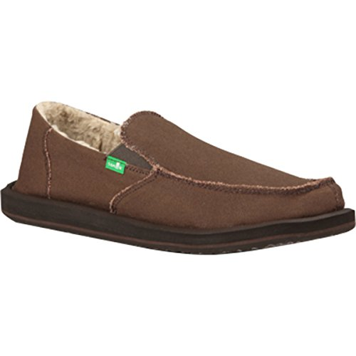 Footwear Sanuk Sidewalk Lifestyle Chill 09 Brown Men's Vagabond Surfers Size Hq7HZw