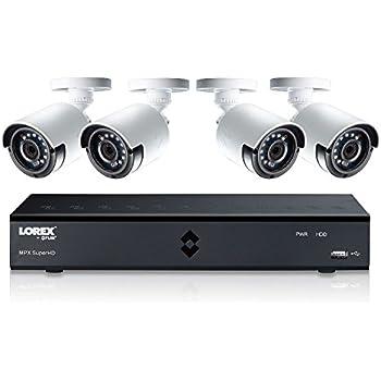Amazon Com Lorex 16 Channel Hd Analog Dvr With 2tb Hdd