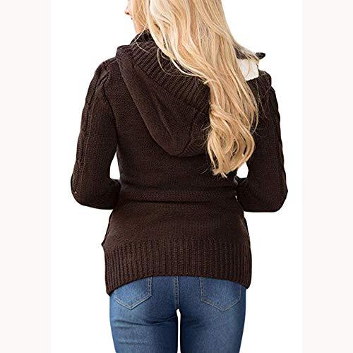 Donna Jacket DonnaGiacche Abbigliamento On Parka Brown Invernali Ashop Coat Sale zVjMGpSULq